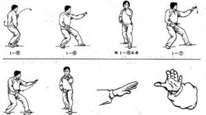 Xing Yi Quan Splitting
