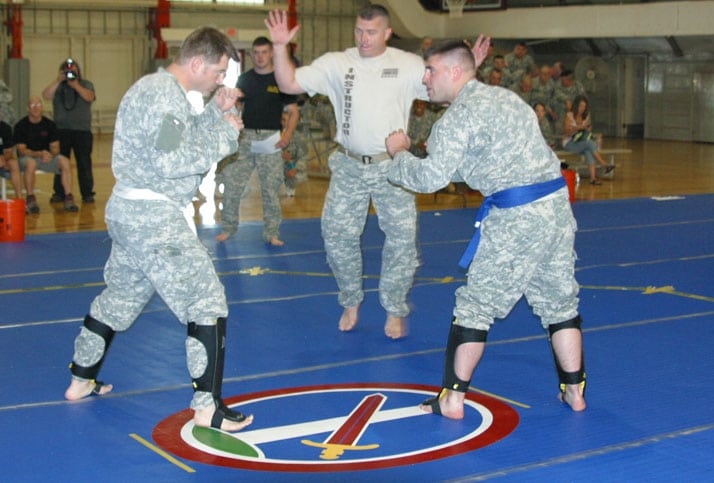 Military Combatives