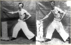 Hiyaa Martial Art Podcast Episode 28 Northern Shaolin Kung Fu Ku Yu Cheung Iron Palm