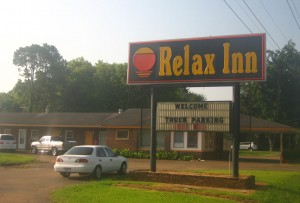 Relaxation at the Relax Inn