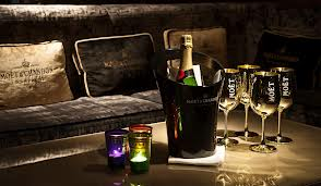 Hiyaa Podcast Champagne Lounge
